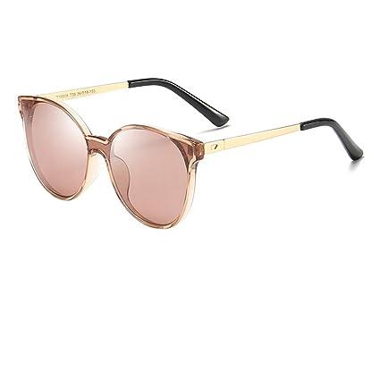 TXWZEI Gafas de Sol polarizadas para niños para niños, niñas y niños de 10 a 12 años de Edad, protección contra Viajes UV L6014,T35Tea