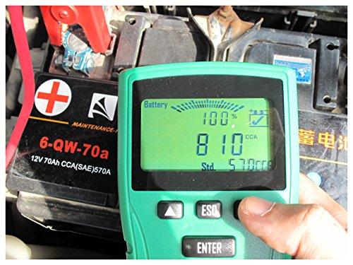 DLG DI-215A 12V & 24V Automotive Battery Tester by DLG (Image #1)