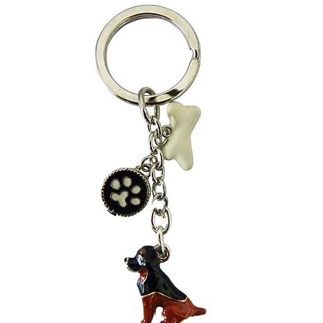 Con llavero, diseño de perro: Amazon.es: Hogar