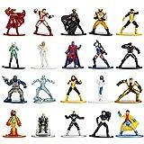Jada Marvel X-Men 20 Pack Die-Cast Figures, 1.65' Scale Collectable Figurine 100% Metal