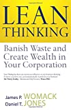 Book cover image for Lean Thinking: Banish Waste And Create Wealth In Your Corporation