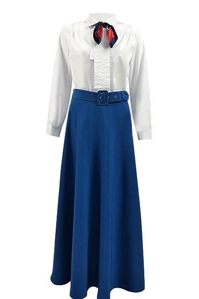 Amazon.com: Xiao maomi para mujer disfraz de cosplay camisa ...