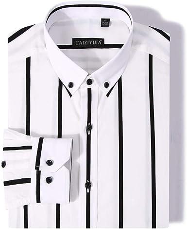 Camisas de Vestir Casuales de diseñador para Hombre Camisa de ...