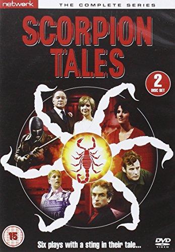 Scorpion Tales: The Complete Series [Region 2]
