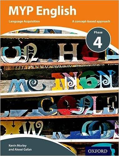 MYP English Language Acquisition Phase 4 (Ib Myp): Amazon co