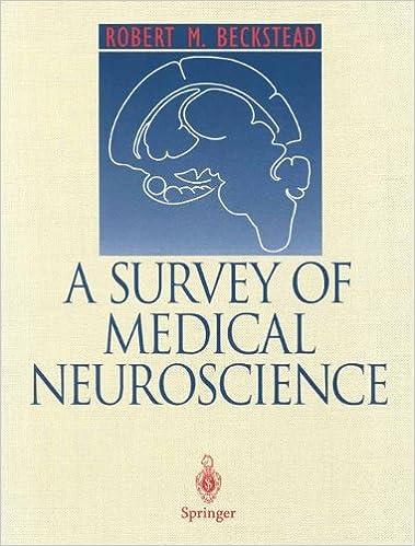 Book A Survey of Medical Neuroscience