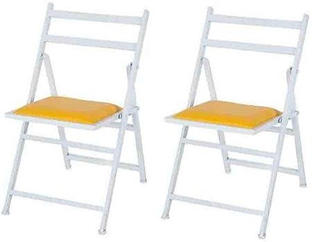 Sedie Pieghevoli Di Design.Anxwa Set Di 2 Sedie Di Design Moderno Sedia Da Pranzo Moderna