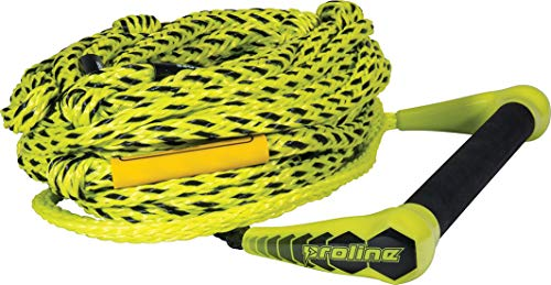 (PROLINE Waterski Handle and 75' - 8 Section Rope Package, 12