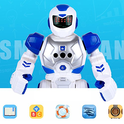 Cencity Multifunctional Smart Infrared Remote Control Robot Singing