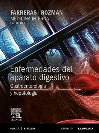 Farreras-Rozman. Medicina Interna. Enfermedades del aparato ...