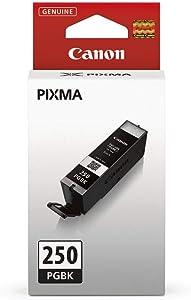 Canon PGI-250 PGBK Ink Tank, Compatible to MG5520, MG6620, MG5420, MG5422, MG5522, MG5620, MG6320, MG6420, MG7120, MG7520, MX722, MX922, iP7220, iP8720, and iX6820, Black