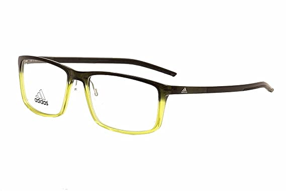 adidas eyeglasses mens green