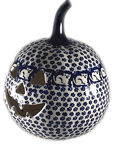 polish pottery halloween - 1