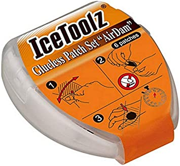 IceToolz 56P6 - Kit de Parches autoadhesivos para Adulto, Color ...