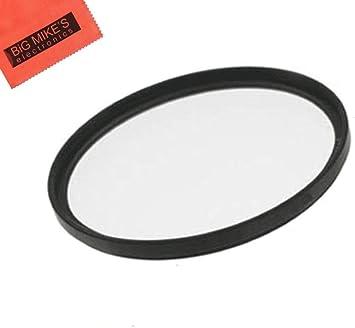 UV Ultraviolet Clear Haze Glass Protection Protector Cover Filter for Nikon AF-S DX NIKKOR 55-300mm f//4.5-5.6G ED VR Lens