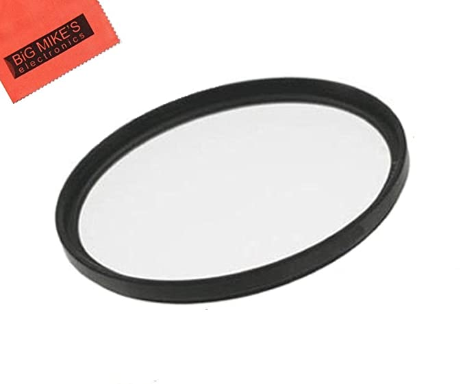 30mm f2.8 30mm f3.5 55-210mm 16mm f//2.8 FE 28mm f2 Lens 35mm f//1.8 20mm f2.8 EMOUNT 24mm f1.8 49mm Pink UV Filter for Sony Digital Cameras That Have Any Of These Sony Lenses 18-55mm DT E-mount