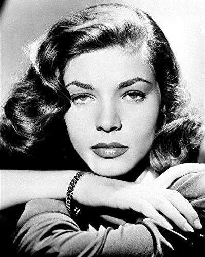 (Lauren Bacall Beautiful Face Poster Art Photo Hollywood Movie Posters Artwork 11x14)