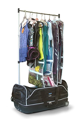 Dance Duffle Bag With Rack - 4