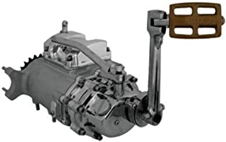 product image for Baker Drivetrain 6-Into-4 Transmission with Kicker, Raw Finish