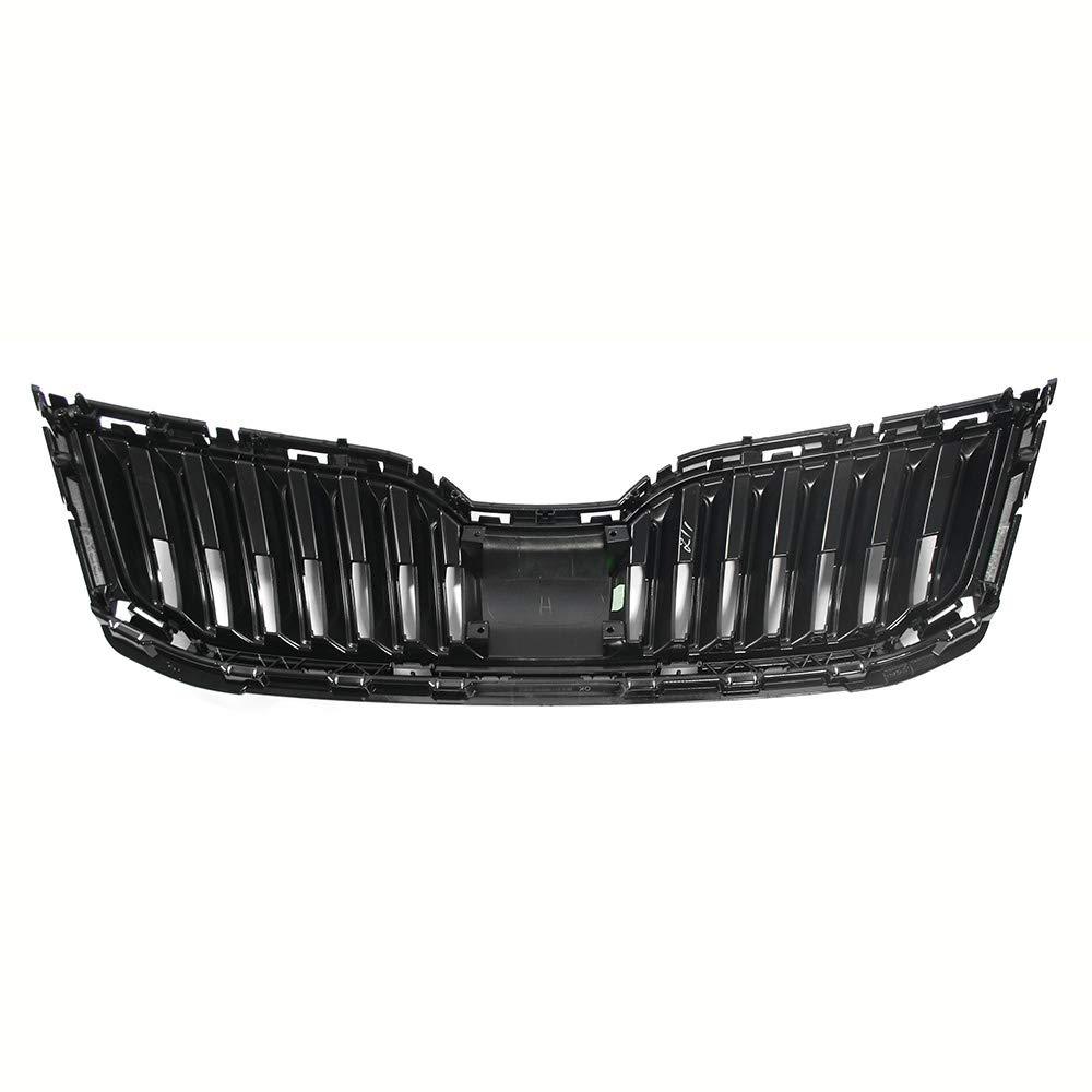 5E Facelfit Tuning Grill schwarz gl/änzend Skoda 5E0853653C041 K/ühlergrill Octavia RS 245