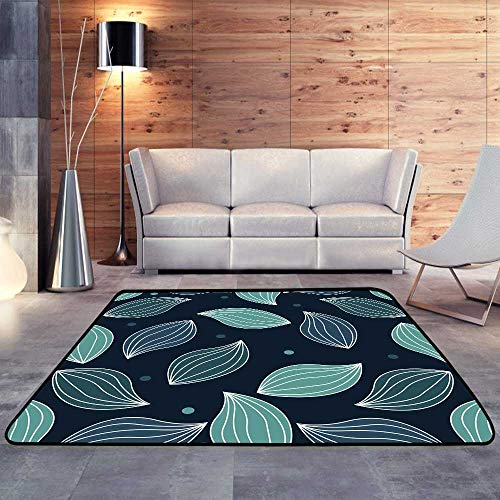 (Outdoor Rugs,Leaves Design Floral and Garden icon Vector Graphic.W 78.7