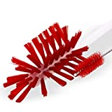 Sigg Cleaning Brush with Red Bristles
