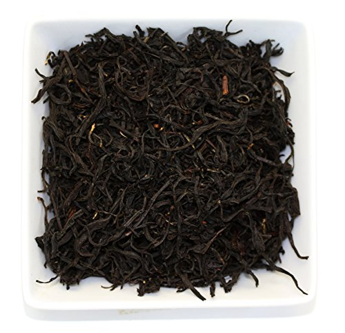 Assam 4 Cup Tea Press (Tealyra - Assam Black Beauty #8 - Taiwanese Black Loose Leaf Tea - From Sun Moon Lake in Nantou County in Taiwan - Smooth and Rich - Caffeine Bold - Naturally Processed - 110g (4-ounce))