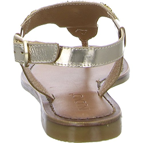 Inuovo 7233 Damen Sandale Gold