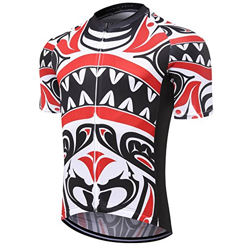 Dianno MaYa Totem Breathable Cycling Short Sleeve Jersey. SIZE XL 0768e398b