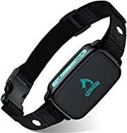 Bark Collar for Small Dog with 4 Modes, Rechargeable No Shock Dog Bark Collar, Humane Training Anti Bark Colla