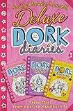Dork Diaries Collection Rachel Renee Russell 4 Books Set