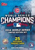 #10: Chicago Cubs 2016 Topps Baseball World Series Champions Box Set