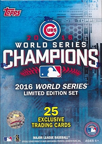 Chicago Topps Baseball World Champions