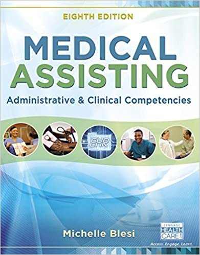 Medical assisting administrative and clinical competencies kindle medical assisting administrative and clinical competencies 8th edition kindle edition fandeluxe Image collections