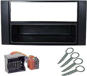 Audioproject A160 Auto Radio Einbau Set Kompatibel Elektronik