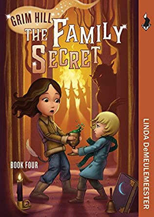 book cover of The Family Secret