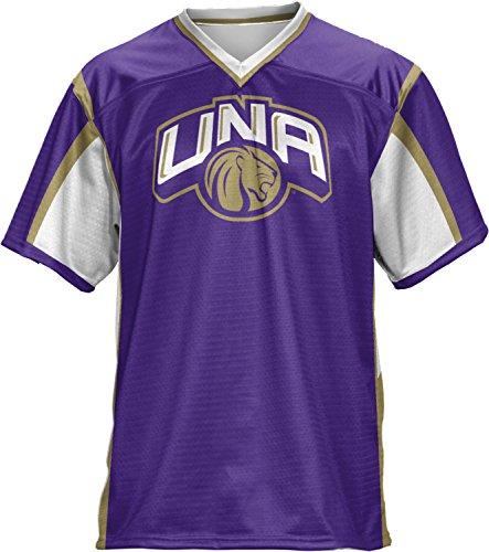 Men's University of North Alabama Scramble Football Fan Jersey - Florence In Shopping Al