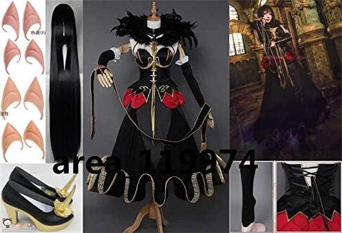 コスプレ衣装Fate/Apocrypha Fate/Grand Order フェイトグランドオーダー セミラミス +耳+靴下+ウィッグセット靴追加可