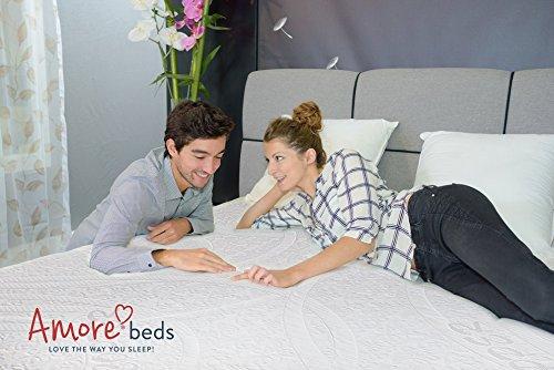 Amazon.com: Amore Beds Best Hybrid Organic Cotton Medium Firmness Mattress (Queen): Kitchen & Dining