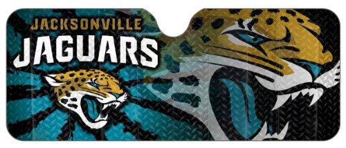 NFL Jacksonville Jaguars Auto Sun Shade