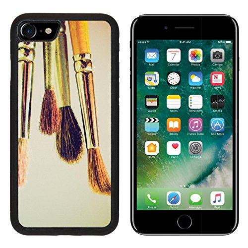 msd-premium-apple-iphone-7-iphone7-aluminum-backplate-bumper-snap-case-vintage-looking-paintbrushes-