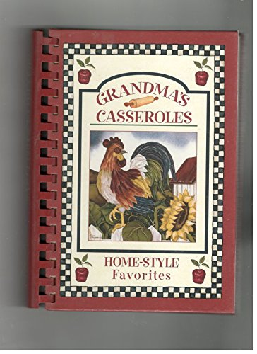 Grandma's Casseroles (Digest Comb-Bound Cookbooks) ebook