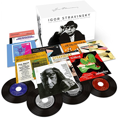 Igor Stravinsky - The Complete Columbia Album Collection ()