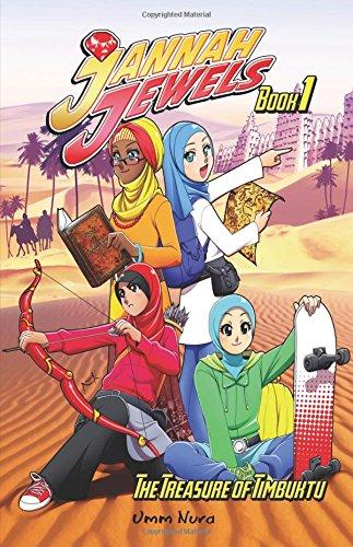 Jannah Jewels Book 1: The Treasure of Timbuktu (Volume 1)