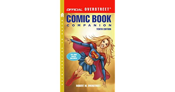 The Official Overstreet Comic Book Price Guide (38th Edition)