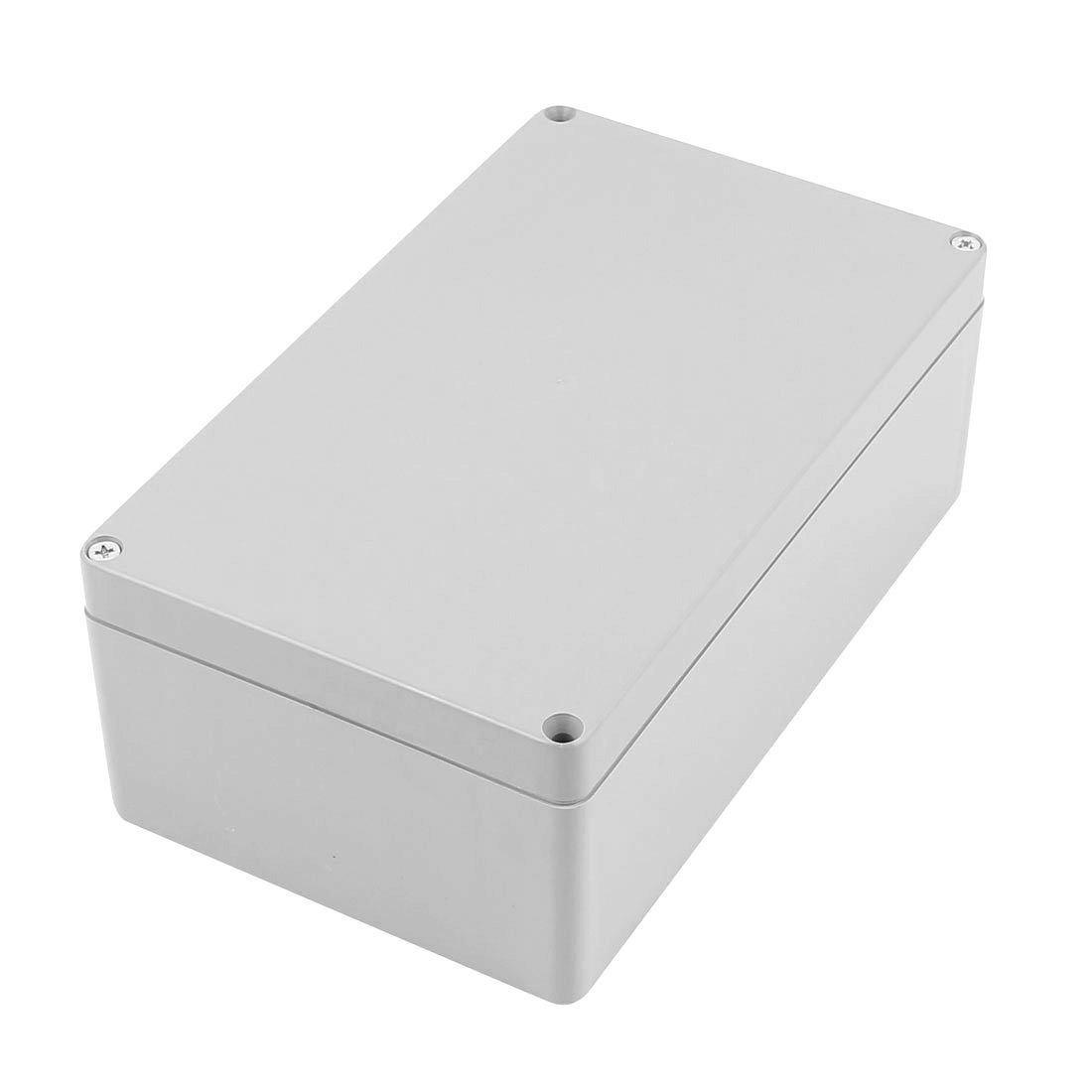 Ocharzy Waterproof Rectangle Project Enclosure Case Junction Box (200x120x75 mm)