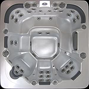 Atera AnyTemp COLD & HOT 8 person Spa Hot Tub Artic