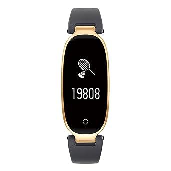 Hommes et femmes Smartwatches,Montre sportive 50m etanche Numérique Compteur détape Cardiofréquencemètre Multifonction