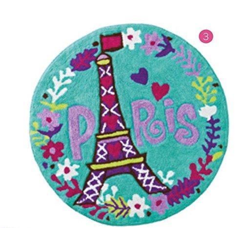 Paris Decorative Rug