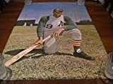 Bert Campaneris 1968-71 Sports Illustrated Poster Oakland Athletics/A'S